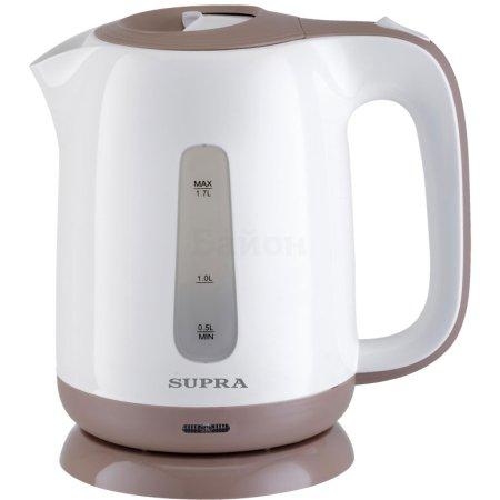 Supra KES-1724 белый/бежевый