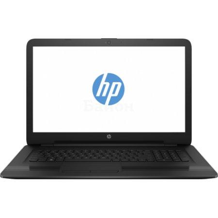 "HP 17-x017ur 17.3"", Intel Pentium, 1600МГц, 4Гб RAM, DVD-RW, 500Гб, Windows 10, Черный, Wi-Fi, Bluetooth"