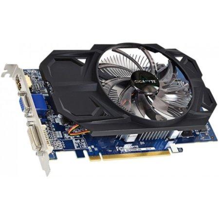 Gygabyte Radeon R7 250 2048Мб, DDR3, GV-R725OC-2GIV5.0