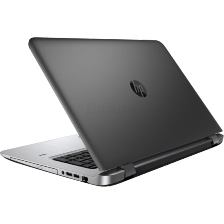 "HP ProBook 470 G3 W4P94EA 17.3"", Intel Core i7, 2500МГц, 8Гб RAM, DVD-RW, 1Тб, Темно-серый, DOS, Wi-Fi, Bluetooth"
