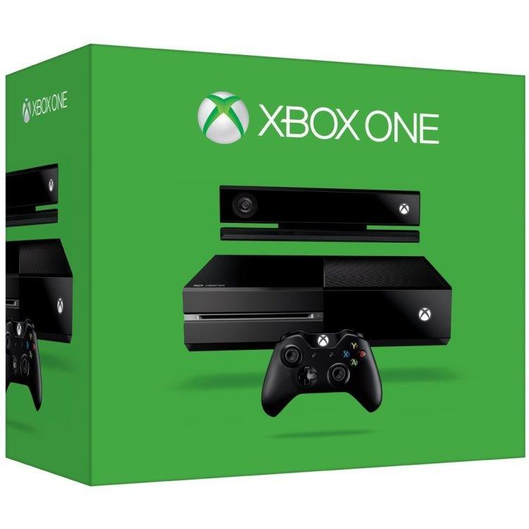 Купить Xbox One 500 ГБ + Kinect + Zoo Tycoon + Kinect Sports Rivals в интернет магазине бытовой техники и электроники