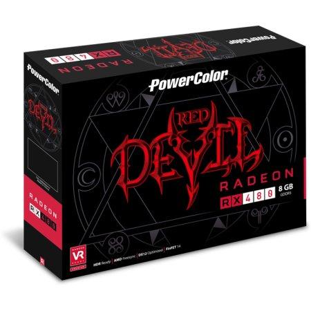 PowerColor Radeon AXRX 480 8GBD5-3DH/OC