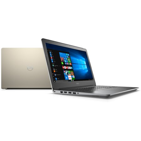 "Dell Vostro 5468-2839 14"", Intel Core i5, 2500МГц, 4Гб RAM, DVD нет, 500Гб, Золотой, Wi-Fi, Windows 10 Домашняя, Bluetooth"