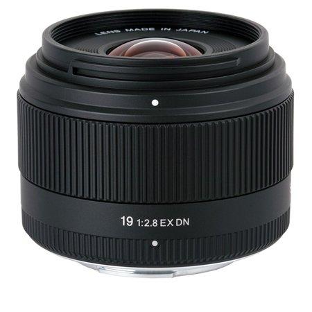 Sigma AF 19mm f/2.8 DN/A Широкоугольный, Sony E, Черный