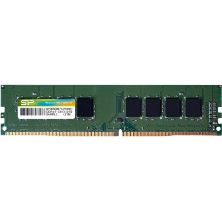 Silicon Power SP008GBLFU213N02 DDR4, 8Гб, PC-17000, 2133, DIMM
