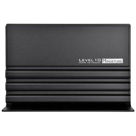Внешний корпус для HDD Thermaltake Level 10 Miniature SATA пластик/алюминий черный 1