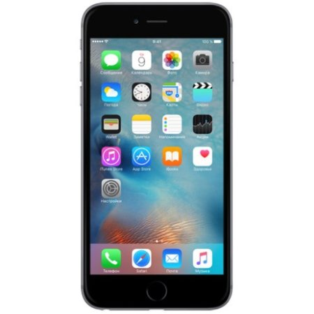 Apple iPhone 6 Plus Серый, 128Гб