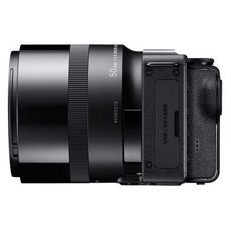 Sigma dp3 Quattro Черный, 29