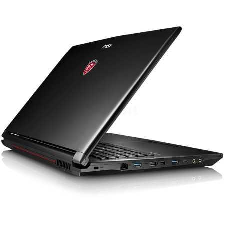 "MSI GL72 6QD-004RU 17.3"", Intel Core i7, 2600МГц, 8Гб RAM, 1Тб, Windows 10, Черный, Wi-Fi, Bluetooth"