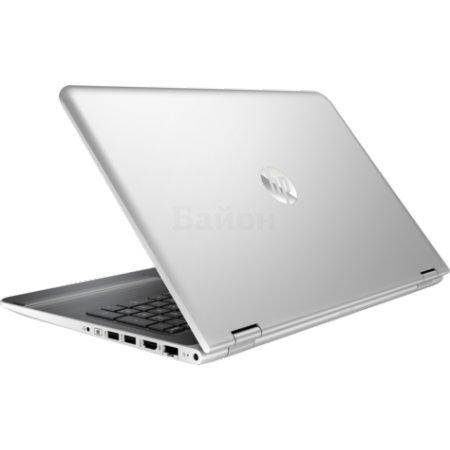 "HP Pavilion 15x360 15.6"", Intel Core i5, 2300МГц, 4Гб RAM, 500Гб, Серебристый, Wi-Fi, Windows 10, Bluetooth"