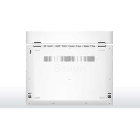 "Lenovo IdeaPad Yoga 510-14ISK 80S7005ERK 14"", Intel Core i3, 2300МГц, 4Гб RAM, DVD нет, 1Тб, Белый, Wi-Fi, Windows 10, Bluetooth"