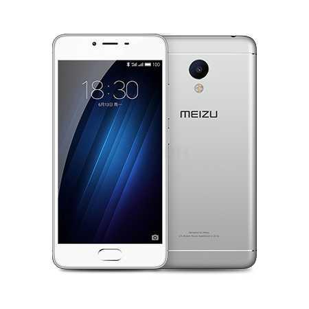 Meizu M3s mini 32Гб, Серебристый