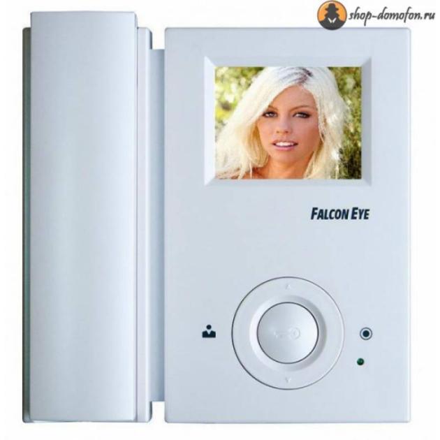 Видеодомофон Falcon Eye FE-35C белый от Байон