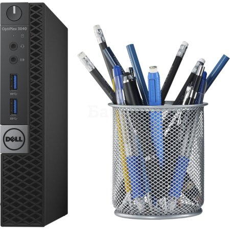 Dell OptiPlex 3040-9954 Micro, 3200МГц, 4Гб, Intel Core i3, 128Гб, Linux