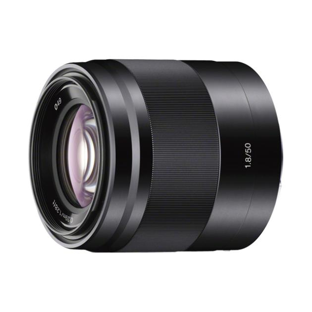 Sony 50mm f/1.8 OSS (SEL-50F18) Sony E, Совместимость с полнокадровыми фотоаппаратами