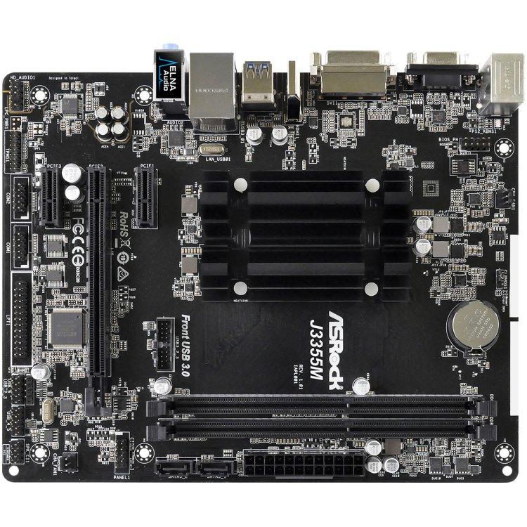 Купить Asrock J3355B-ITX в интернет магазине бытовой техники и электроники