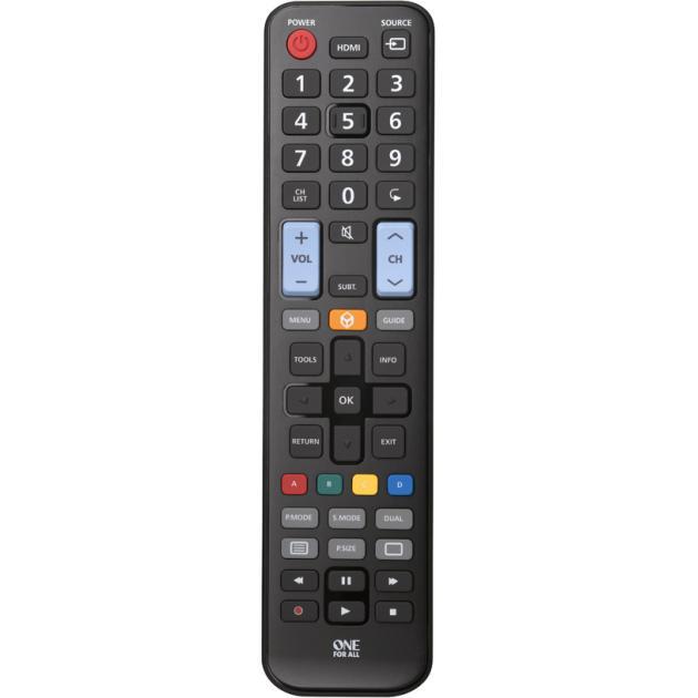 пульт-ду-one-for-all-urc1910-для-телевизоров-samsung-lcd-plasma-led-элт