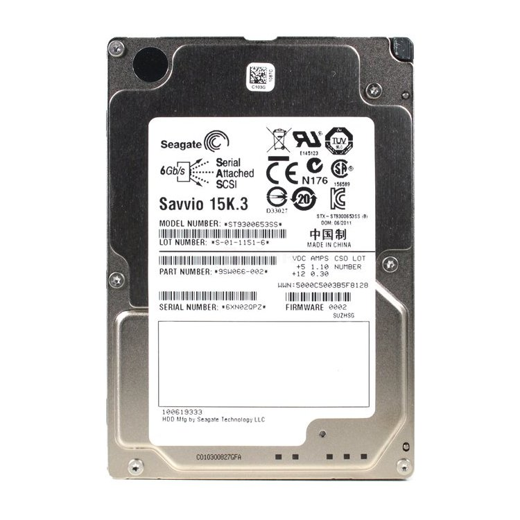 Seagate Enterprise Performance 15K