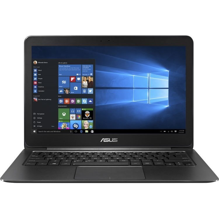 "Asus Zenbook Pro UX305UA-FC025R 13.3"", Intel Core i7, 2500МГц, 8Гб RAM, DVD нет, 512Гб, Wi-Fi, Windows 10 Pro, Bluetooth"