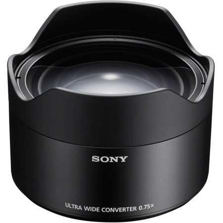 Sony SEL075UWC