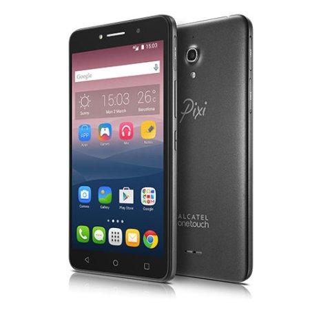 Alcatel OneTouch Pixi 4 9001X 8Гб, Черный, 1 SIM, 4G (LTE), 3G