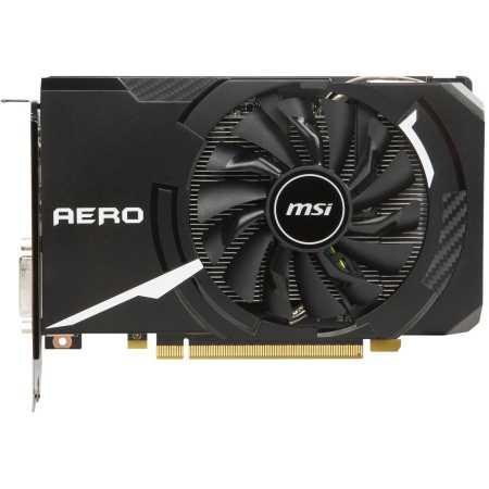 MSI nVidia GeForce GTX1060 AERO ITX 6G OC
