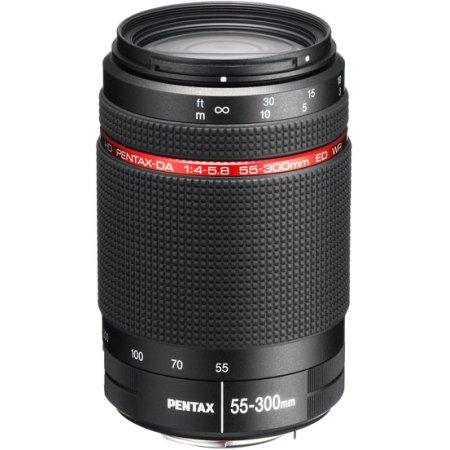 Pentax HD DA 55-300mm F4-5.8ED WR