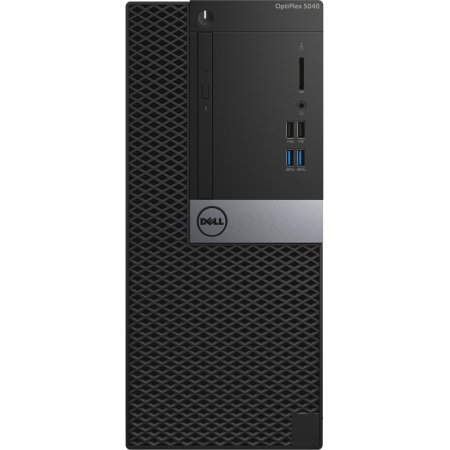 Dell Optiplex 5040-2587 MT, 3200МГц, 4Гб, Intel Core i5, 500Гб, Windows 7 Pro +W10Pro