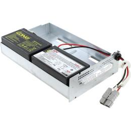 APC by Schneider Electric Battery replacement kit for SUA750RMI2U, SU700RM2U, SU700RMI2U, SU700R2IBX120 (сборка из 2 батарей в металлическом поддоне )