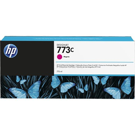 HP Inc. Cartridge HP 773C пурпурный для HP DJ Z6600/Z6800 775-ml