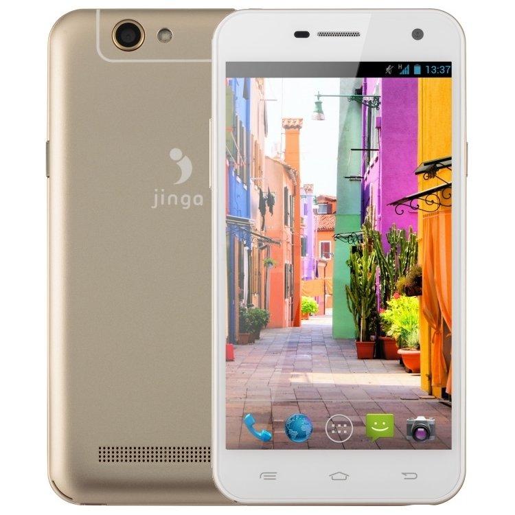 Jinga Basco M500, 8Гб, 2 SIM, 4G LTE, 3G