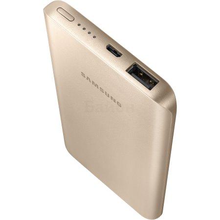 Samsung EB-PA500U 5200мАч, Золотистый Розовое золото