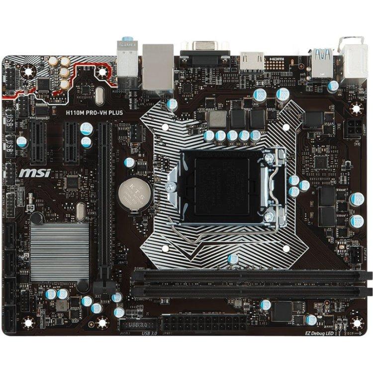 MSI H110M PRO-VH Plus