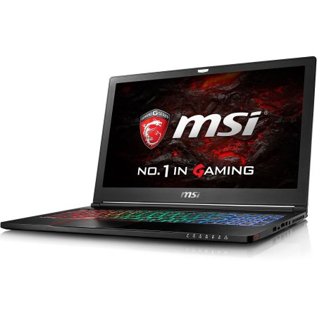 "MSI GS63VR 6RF-048RU Stealth Pro 15.6"", Intel Core i7, 2600МГц, 16Гб RAM, DVD нет, 1Тб+128SSD, Черный, Wi-Fi, Windows 10, Bluetooth"