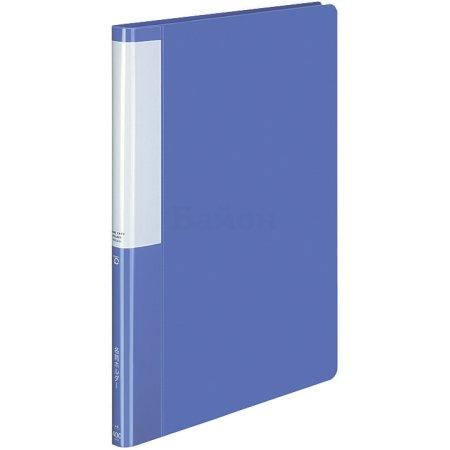 Визитница Kokuyo POSITY P3-745B A4 вместимость 400 визиток синий