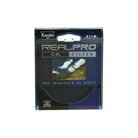 Kenko 55S REAL PRO CPL Поляризационный
