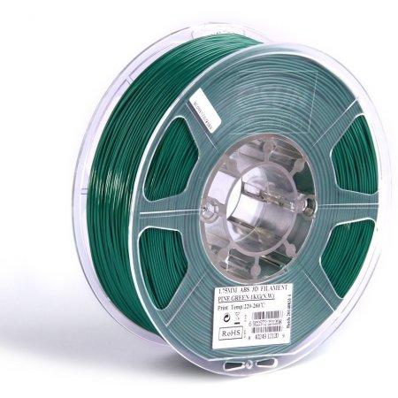 ESUN ABS175PG1 Зеленый, Картридж ABS в катушке, Стандартная, нет