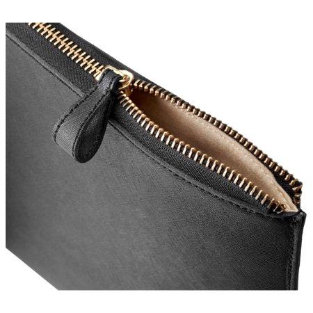 """HP Slite Leather Sleeve W5T46AAA 13.3"""", Черный, Натуральная кожа"""