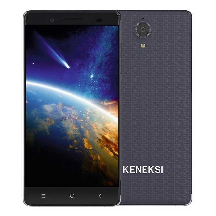 Keneksi Storm 8Гб, Синий, Dual SIM, 4G (LTE), 3G