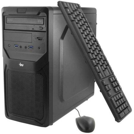 IRU Office 311 3700МГц, 4Гб, Intel Core i3, 1000Гб 3700МГц, 4Гб, Intel Core i3, 1000Гб, DVDRW