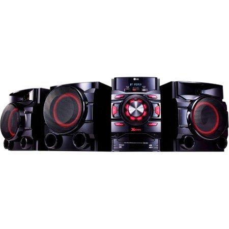 LG CM4560 FM, 2.1, минисистема