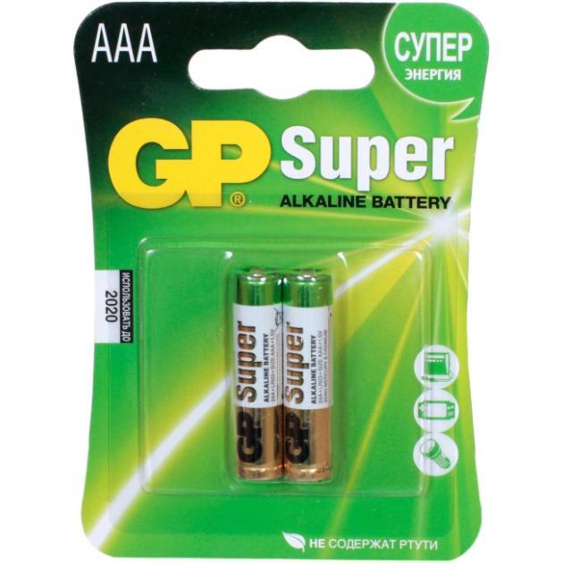 GP Super Alkaline AAA, 2