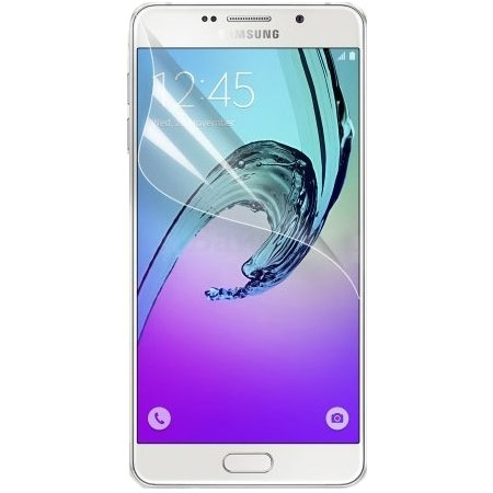 LuxCase для Samsung Galaxy A7 2016 SM-A710F прозрачная Прозрачная Прозрачная