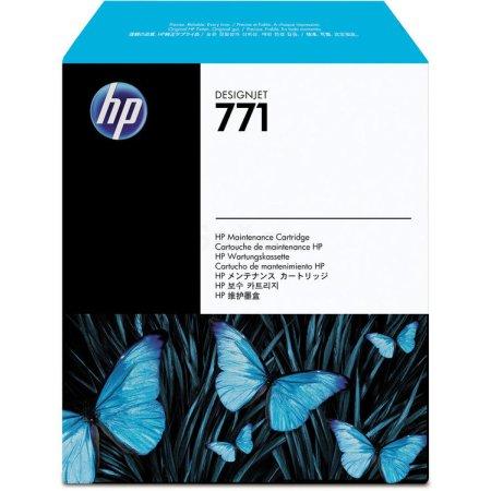 HP Inc. Cartridge HP 771  для обслуживания для HP Designjet Z6200