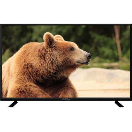 """Supra STV-LC32T430WL 32"""", Черный, 1366x768, 720p HD, без Wi-Fi, LED, 250кд/м2"""