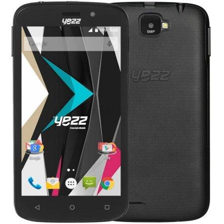 YEZZ ANDY 5EI3 4Гб, Черный, Dual SIM, 3G