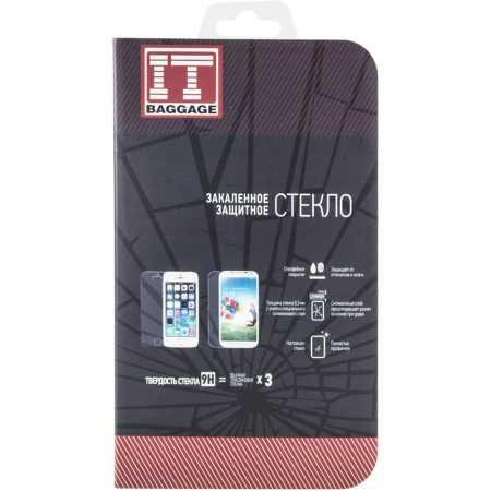 IT Baggage для Asus Zenfone 2 Laser ZE500KL Прозрачная