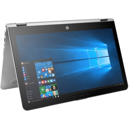 "HP Pavilion 15x360 15.6"", Intel Core i7, 2200МГц, 12Гб RAM, 1Тб, Серебристый, Wi-Fi, Windows 10, Bluetooth"