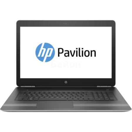 "HP Pavilion 15-bc002ur 17.3"", Intel Core i7, 2600МГц, 16Гб RAM, 2Тб, Серебристый, Wi-Fi, Windows 10, Bluetooth"