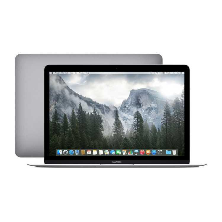 "Apple MacBook Early 2016 Intel Core m3 1100 MHz/12.0""/2304x1440/8.0Gb/256Gb SSD/DVD нет/Intel HD Graphics 515/Wi-Fi/Bluetooth/MacOS X"